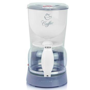 康佳KONKA KGKF-528可可密语家用咖啡机滴漏式自动智能控温咖啡壶
