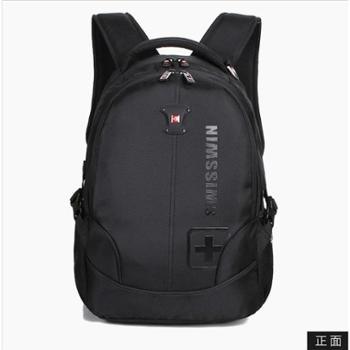 瑞士SWISSWIN双肩包防水大容量电脑背包旅行登山包SW9025