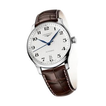 浪琴手表longines-名匠系列男士手表 机械男表L2.628.4.78.3