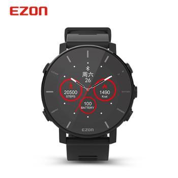 宜准EZON心率跑步智能GPS配速运动手表T935