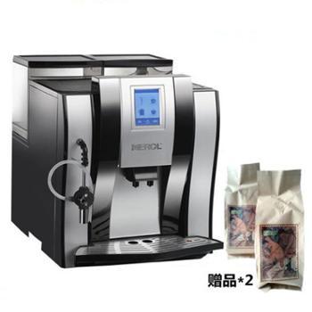 美宜侬/MEROLme-711家用意式全自动咖啡机美侬商用自动打奶泡
