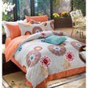 古典民族风纯棉家纺四件套 2017床上用品床上四件套套装