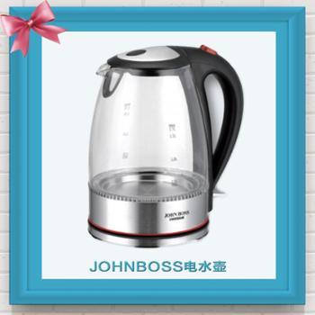 JOHN BOSS 尊尚高硼硅玻璃 电水壶 HE-IK1750