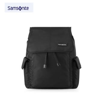 新秀丽电脑包双肩包女士双肩背包SN-137E