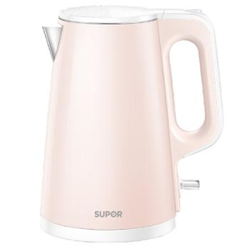 Supor/苏泊尔 【SW-15S01A】1.5升 电热水壶