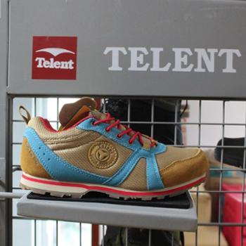 天伦天户外跑步鞋女秋款防滑减震低帮鞋耐磨越野跑鞋253404