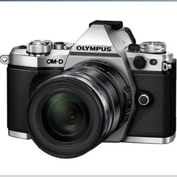 OLYMPUS/奥林巴斯 E-M5 MarkII(12-50mm)套机 微型单电套机 1610万像素 可翻转触摸屏 内置WiFi 微单相机