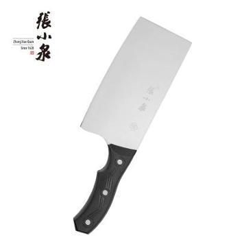 张小泉菜刀山水系列不锈钢切片刀厨房用刀切片刀剁骨刀切菜刀
