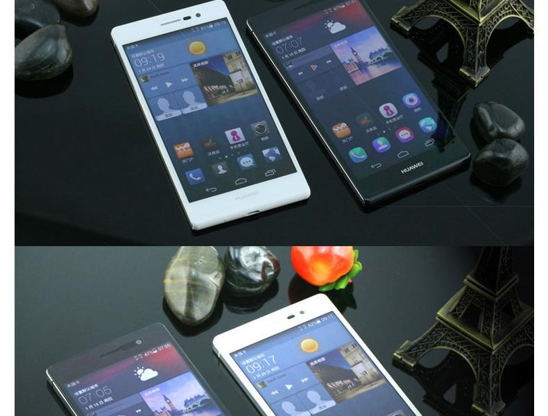Huawei 华为 P7 L09 Ascend 华为P7电信手机双卡双待