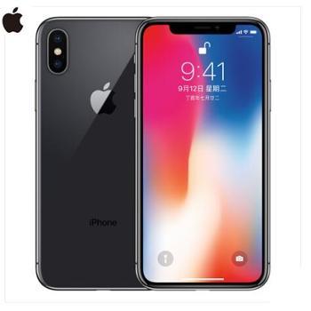 (现货速发、赠送壳膜)AppleiPhoneX(A1865)移动联通电信4G手机