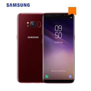 三星(SAMSUNG)GalaxyS8(SM-G9500)移动联通电信4G手机双卡双待