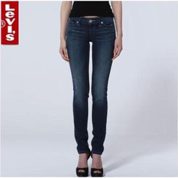 Levi's李维斯女士紧身时尚小脚牛仔裤14099-0001