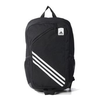 adidas 阿迪达斯 训练 双肩背包 学生书包 黑 AJ4309