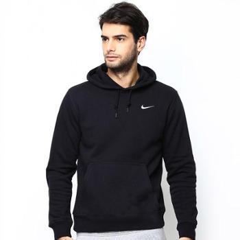 Nike耐克男子运动休闲薄绒百搭连帽卫衣套头衫623453SH
