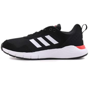 adidas阿迪达斯女子轻便透气运动休闲鞋低帮跑步鞋CG3858