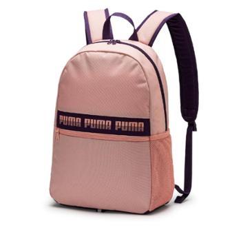 Puma彪马男包女包 新款运动双肩包学生电脑书包旅游背包075592