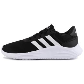 adidas阿迪达斯女鞋透气缓震休闲跑步鞋EG3291
