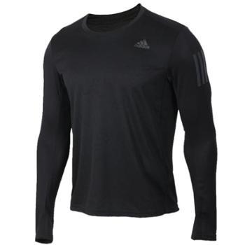 adidas阿迪达斯 男子运动健身休闲长袖T恤 DQ2576