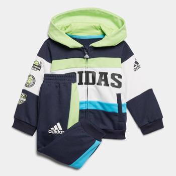 阿迪达斯儿童运动套装GG3465