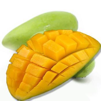 【鲜果来了】越南玉芒8斤装新鲜青皮芒果时令水果