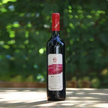 新雅 sunyard 雅悦干红葡萄酒