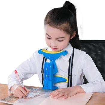 爱童宝儿童视力保护器防近视小学生防近视坐姿矫正器纠正写字姿势