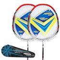羽毛球拍碳纤维成人青少年儿童比赛1支装