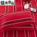 老粗布纯棉信封式枕套 单只