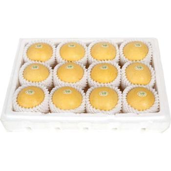 鑫耕田 翠仙梨 12个果 单果重6~7两 原生态绿色食品