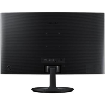 三星C27F390FHC显示器27英寸LED曲面背光台式电脑显示屏非24英寸