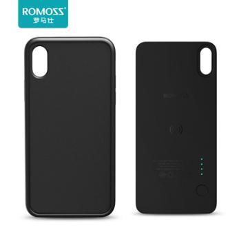 罗马仕/romoss iPhoneX背夹无线充电宝 便携式随身充电宝器拍立充