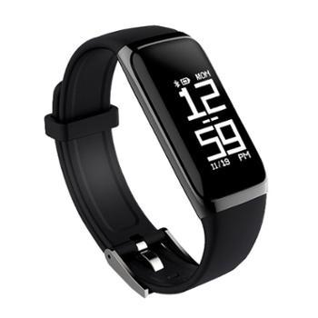 通用运动智能手环男测心率血压防水计步器女多功能健康手表