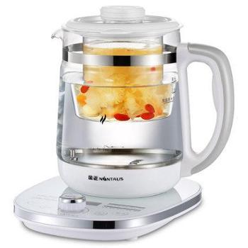 金正燕窝壶炖盅隔水炖全自动加厚玻璃养生壶家用多功能电热煮茶器