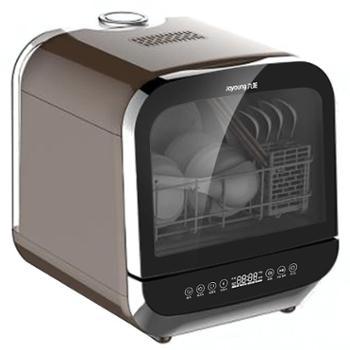 九阳 Joyoung X5 智能烘干洗碗机免安装台式全自动家用