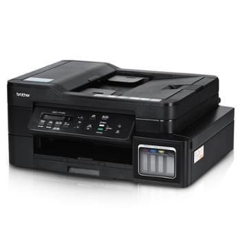兄弟(brother)打印复印扫描无线网络连接自动进稿器喷墨多功能一体机