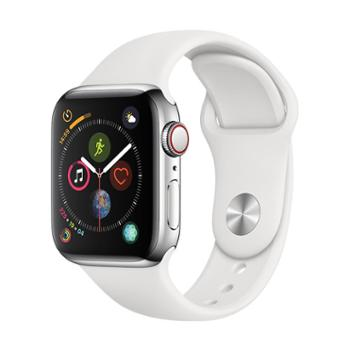 2018新品 Apple Watch Series4 苹果智能手表4代 表壳尺寸44mm 蜂窝版