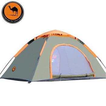 1-2人单层自动帐篷户外露营帐篷野营帐篷