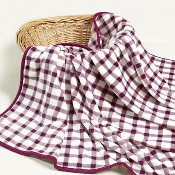 青海特惠 金丝莉搭搭毯进口天鹅绒纤维100*110CM 5月10后发货