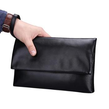 男士手包真皮手抓包男包手拿包简约商务头层牛皮