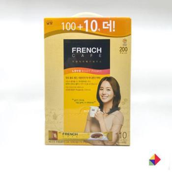 南阳FRENCH咖啡G110条韩国商城食品酒饮冲调饮品速溶咖啡