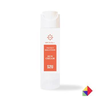 S2U防晒霜30ML韩国商城美容个护面部护理防晒霜/隔离霜