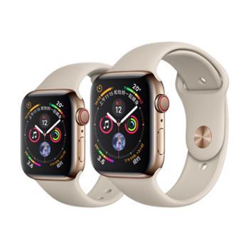 2018款AppleWatchSeries4GPS+蜂窝版运动版铝金属表盘48小时发货