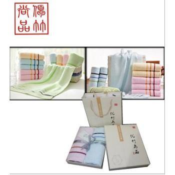 优竹精品毛巾2件套YZ-103
