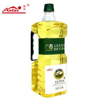 安太野生山茶油1800ml
