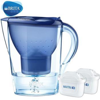 碧然德Brita金典Marella系列滤水净水壶3.5L1壶2芯