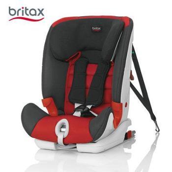 宝得适britax百变骑士9个月-12岁儿童安全座椅isofix