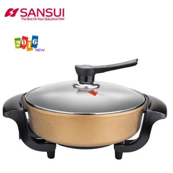 Sansui/山水JM-SHG1507韩式鸳鸯双味电火锅