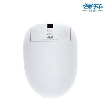 智轩洁身器加热便盖温水冲洗暖风烘干智能遥控智能马桶盖坐便器ZX-606尺寸:510*385*145MM