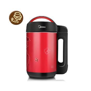 Midea/美的 豆浆机全自动特价多功能 不锈钢米糊机 DE12G13