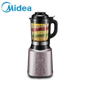 Midea/美的 破壁机家用全自动多功能榨料理搅拌果汁机 MJ-BL1011A
